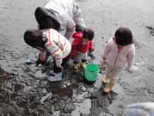 潮干狩り 2010・4・17