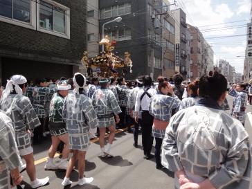 三社祭(昼間)