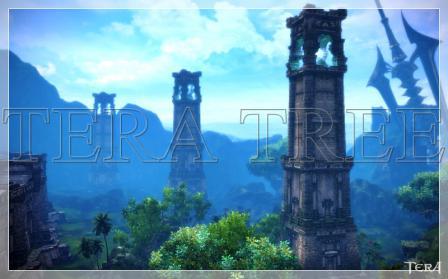ヴェリタス特別地区の風景その1