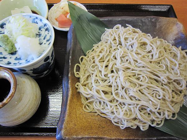 140118-天照庵の蕎麦01