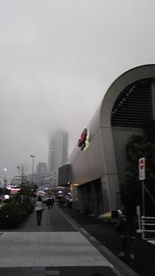 てるブロ-雨のZepp Nagoya
