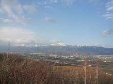 てるブロ-八幡丘からの景色