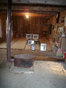 てるブロ-最初の家 内部