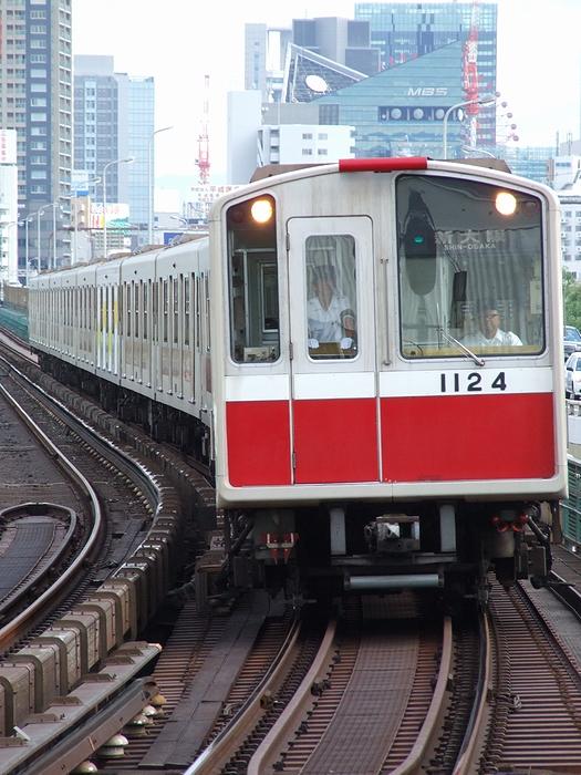地下鉄 西中島南方