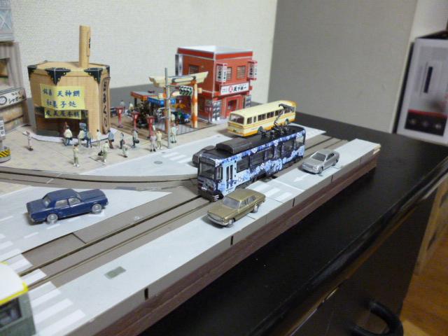雪ミク電車7