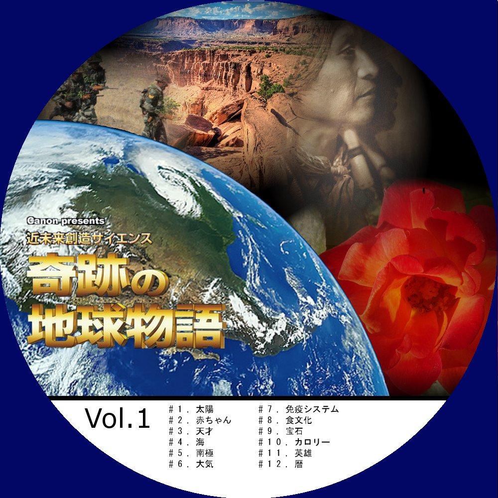奇蹟の地球物語