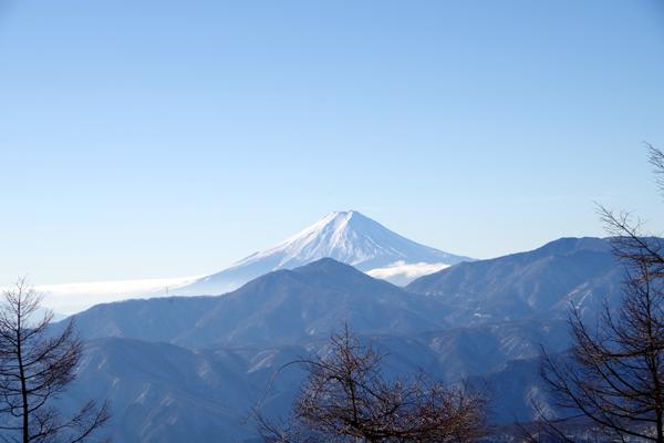 雲取山10