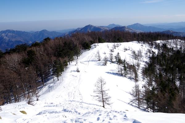 雲取山23