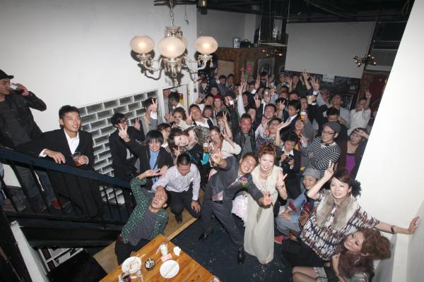 20101016_ガンジー結婚パーティ