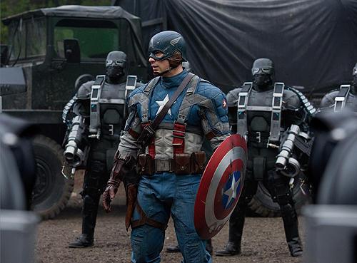 キャプテン・アメリカ3