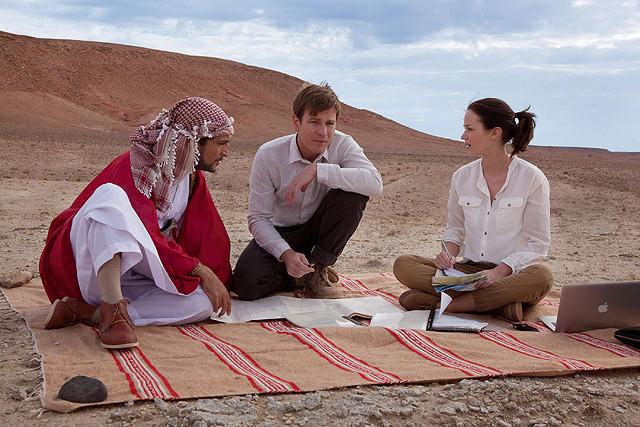 砂漠でサーモンフィッシング2