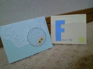 カード2枚表