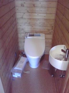 BESS トイレ 2階