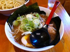 おんのじ 節つけ麺 スープ