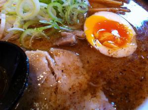 おんのじ らー麺 味玉