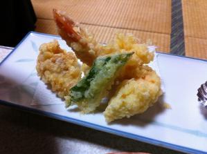 割烹丸井 天ぷら