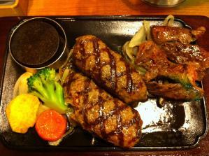 BigBoy 大俵ハンバーグ&カットステーキ