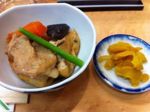 鮨 大芳 小鉢
