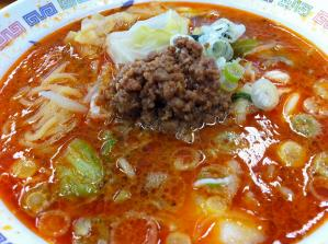 芸工大 坦々麺2