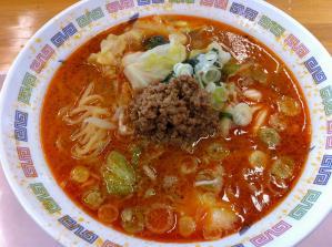 芸工大 坦々麺1