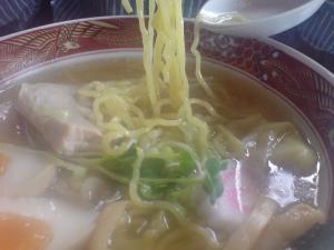 麺屋○文 丸文ラーメン アップ