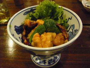 小野 ホヤ酢(天然)