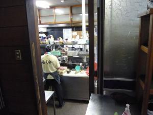 福屋 厨房