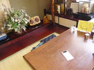 福屋 テーブル席