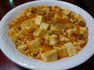 すずの木 マーボー豆腐