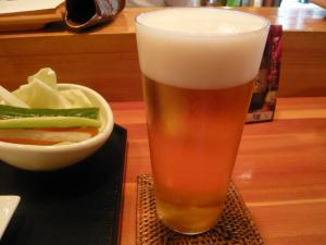 串幸 ビール
