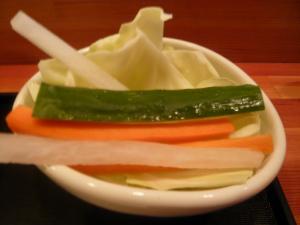 串幸 生野菜