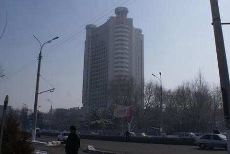 chorsu hotel
