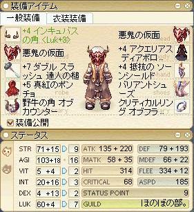 DD狩りLv101