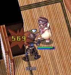 アコライト銃奇兵狩り(兎)