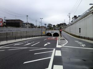 北山トンネル