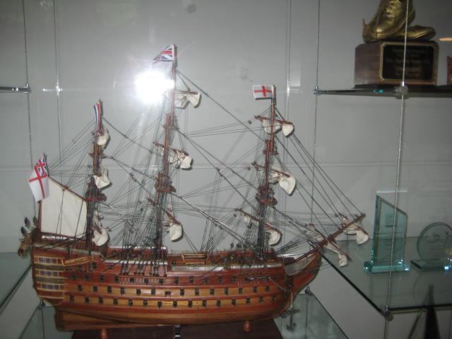 バンガード船