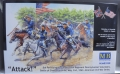南北戦争 騎兵その1
