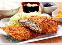 串鳥ホッケフライ定食
