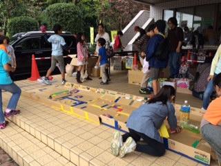 文化祭ボーリング2日目2