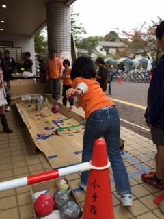 文化祭ボーリング2日目3