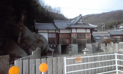 木里神社横