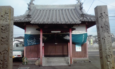 丸亀木里神社