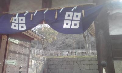 丸亀城入口
