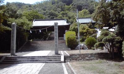 鞆・沼名前神社1