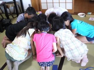 寺子屋体験4日目 禅語カルタ