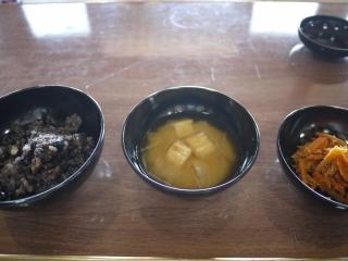 寺子屋体験5日目 昼食