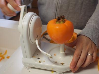 干し柿作り1211253