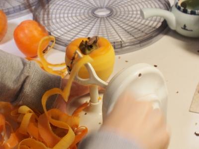 干し柿作り1211254