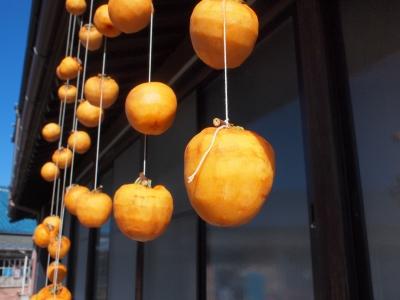 干し柿作り1211258