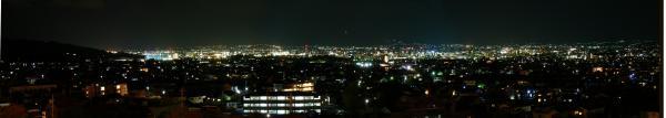 松本市夜景